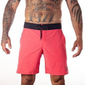 Bermuda Slim Onset Fitness By Gui Malheiros -  Pink