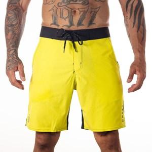 Bermuda Slim Onset Fitness Cross - Yellow/Black