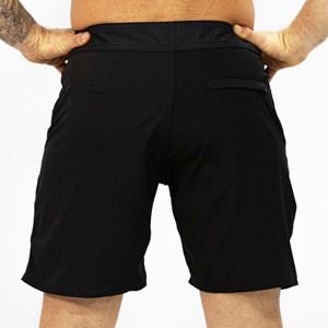 Bermuda Slim Onset Fitness Crossfit - Black