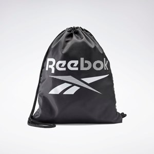 Bolsa de Academia Reebok Training Essentials Gym Sack - Black