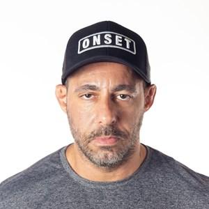 Boné Onset Fitness - All Black