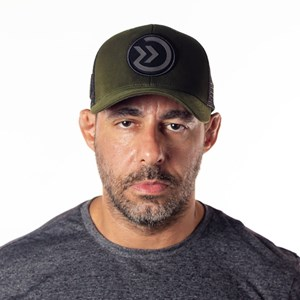 Boné Onset Fitness - Green Army Patch