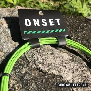 Cabo de Reposição Extreme Onset Fitness 4 Metros - Light Green