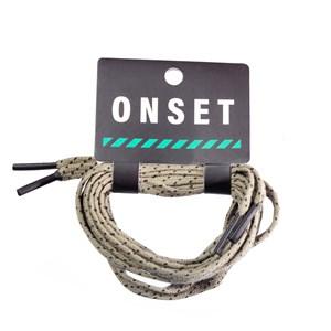 Cadarço de Tênis Onset Fitness - Grey
