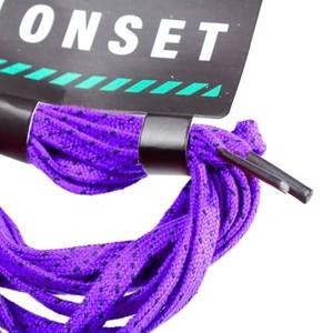 Cadarço de Tênis Onset Fitness - Purple