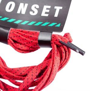 Cadarço de Tênis Onset Fitness - Red