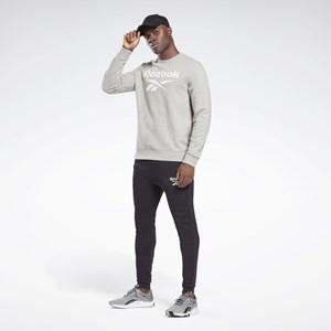 Calça Reebok Jogger Logo - Black