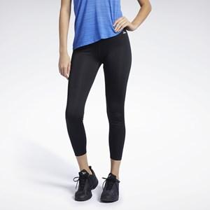 Calça Reebok Workout Ready Commercial - Black