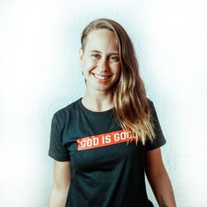 Camisa Feminina Onset Fitness by Gui Malheiros - God is Good