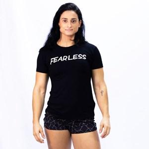 Camisa Feminina Onset Fitness Crossfit - Fearless