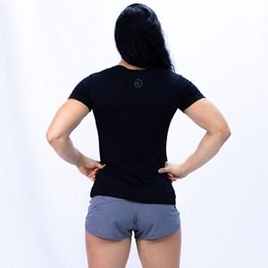 Camisa Feminina Onset Fitness Crossfit - Stealth