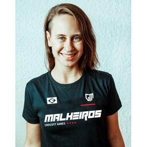 Camisa Feminina Onset Fitness Malheiros Games 2021 Edição Limitada - Black