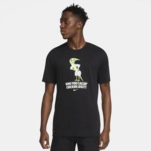 Camisa Nike Dri Fit Graphic S - Black
