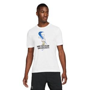 Camisa Nike Dri Fit Graphic S - White