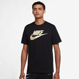 Camisa Nike Sportswear Essential Blk - Black