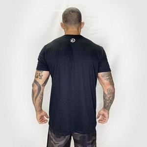 Camisa Onset Fitness Cross - Black/White