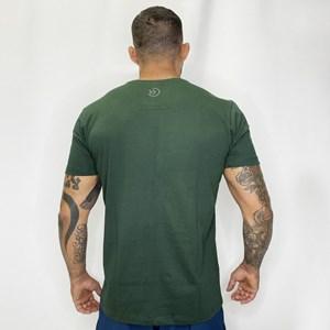 Camisa Onset Fitness Cross - Green/Black