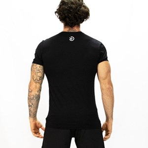 Camisa Onset Fitness Crossfit - All Black