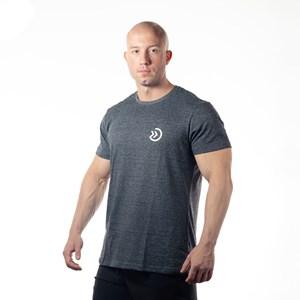 Camisa Onset Fitness Crossfit Logo - Mescla
