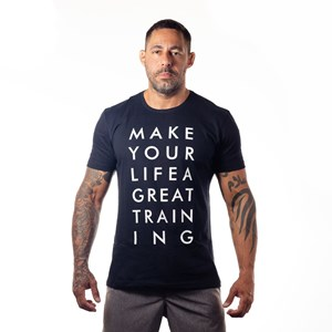 Camisa Onset Fitness Crossfit - Make Your Life