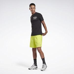 Camisa Reebok Weightlifting Novelty - Black