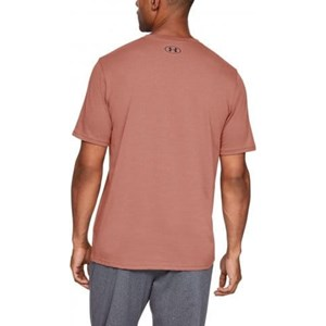 Camisa Under Armour Left Chest - Brown