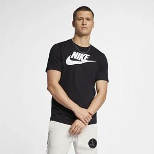 Camiseta Nike Sportswear Tee Icon Futura - Black