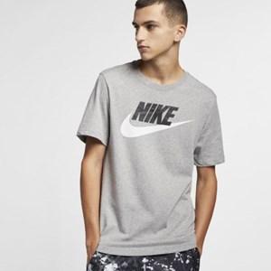Camiseta Nike Sportswear Tee Icon Futura - Grey
