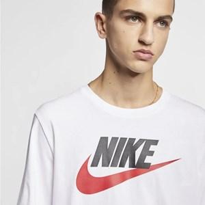 Camiseta Nike Sportswear Tee Icon Futura - White