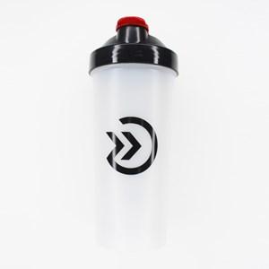 Coqueteleira Shaker Onset Fitness - Natural/Black