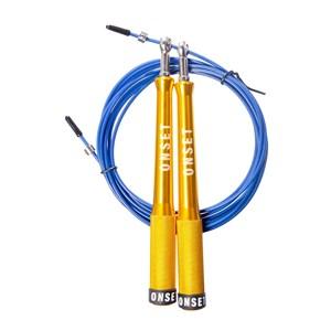 Corda de Pular Speed Rope Onset Fitness 3.0 - Gold/Blue