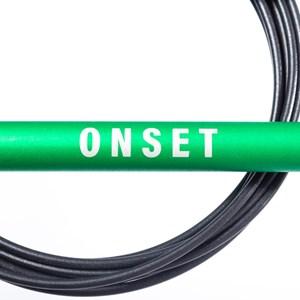 Corda de Pular Speed Rope Onset Fitness - Verde