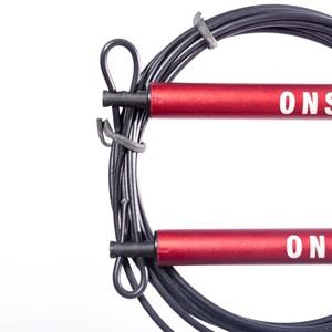 Corda de Pular Speed Rope Onset Fitness - Vermelho