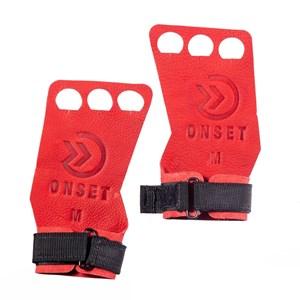 Gymnastic Grip Crossfit Onset Fitness - Vermelho