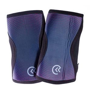Joelheira Cross Onset Fitness 7 mm - Beats Blue