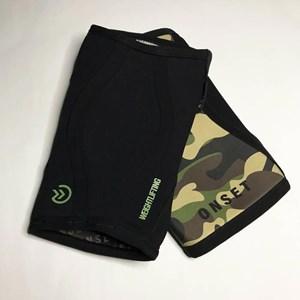 Joelheira Crossfit Onset Fitness 7 mm - Camouflage