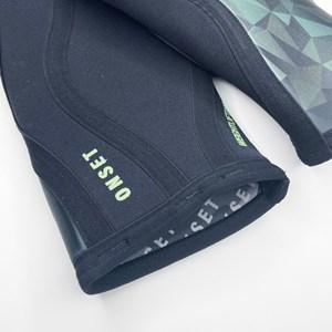 Joelheira Crossfit Onset Fitness 7 mm - Green Stone