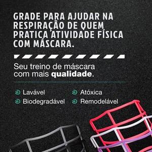Kit 5 Grade de Proteção para Máscaras Onset Fitness - Black