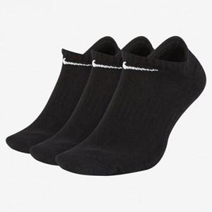 Meia Nike Everyday Cushion 3 Pares - Black