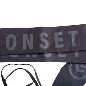 Munhequeira Cross Strength Wrap Onset Fitness - Stealth