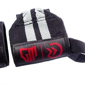 Munhequeira Cross Wrist Wrap Onset Fitness By Gui Malheiros - Black/Red