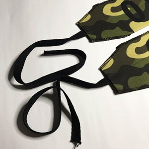 Munhequeira Crossfit Strength Wrap Onset Fitness - Camouflage