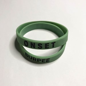 Pulseira Silicone Onset Fitness 2.0 - Burpee