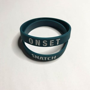 Pulseira Silicone Onset Fitness 2.0 - Snatch