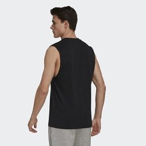 Regata Adidas Essentials Big Logo - Black/White