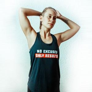 Regata Feminina Onset Fitness by Gui Malheiros - No Excuses