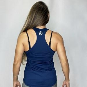 Regata Feminina Onset Fitness Crossfit - Navy/Black