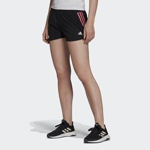 Short Adidas Knit 3S - Black/Rose Tone