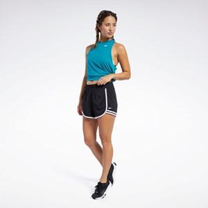 Short Reebok Workout Ready Shorts - Black