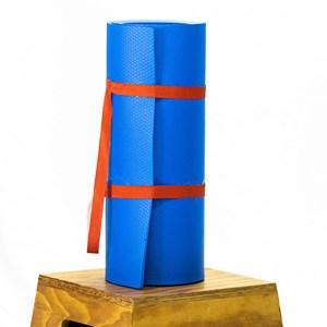 Tapete para Yoga e Exercícios Físicos 170x50x1cm - Azul